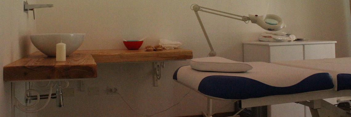 Cabina estetica FarmaRomagna Riccione