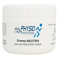 BS PHYSIO CREMA NEUTRA PER USO PRE/POST GARA 250 ml