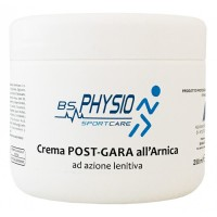 BS PHYSIO CREMA POST-GARA ALL'ARNICA AD AZIONE LENITIVA 250 ml