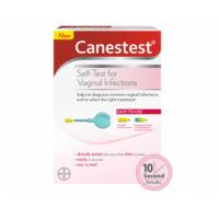 Gyno-Canestest Autotest infezioni vaginali tampone per autodiagnosi