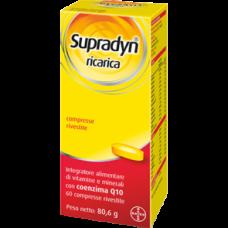 Supradyn Ricarica vitamine e sali minerali 60 compresse rivestite