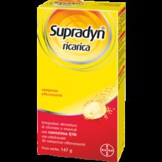 Supradyn Ricarica vitamine e sali minerali 30 compresse effervescenti
