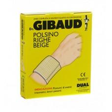 Dr. Gibaud Polsino Righe Beige cm 6 TG 0