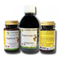 AGARICUS 50 liquido 250ML GOLDEWAVE