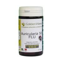 Auricularia 50 FLU 60 capsule Fungo medicinale