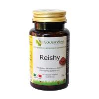 Reishy 60 capsule Ganoderma lucidum Goldenwave