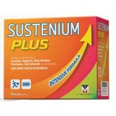Sustenium Plus Intensive Formula energia e vitalità 22 bustine con succo d'arancia