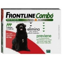 Frontline Combo Cane 40-60 kg  3 pipette
