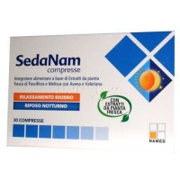SedaNam compresse 30 named