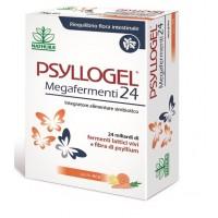 Psyllogel Megafermenti 24 riequilibrio della flora battterica gusto ACE 12 bustine