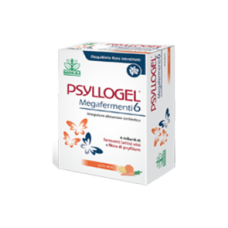 Psyllogel megafermenti 6 riequilibrio flora intestinale gusto ACE 20 bustine monodose