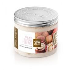 Organique Peeling al Latte di Capra & Lychee 200ml
