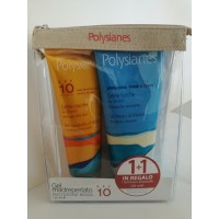 POLYSIANES GEL MADREPERLATO SPF 10 125 ML + GEL DOPOSOLE OMAGGIO 200 ML