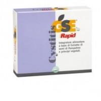 Gse Cystitis Rapid benessere delle vie urinarie 30 compresse