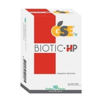Gse Biotic HP - Trattamento anti-Helicobacter pylori 40 compresse