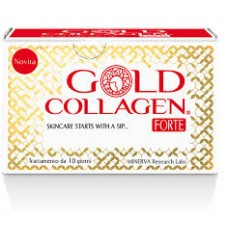 GOLD COLLAGEN®​​FORTE 10 flaconi