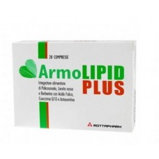 Armolipid PLUS protezione cardiovascolare naturale 20 compresse