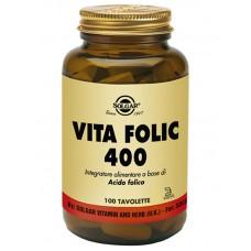 SOLGAR VITA FOLIC 400