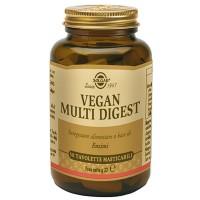 Solgar Vegan Multidigest tavolette