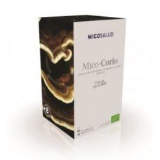 Mico Corio 70 capsule - Cordyceps e Reischi in sinergia