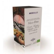 Mico Five 70 capsule - La sinergia di 5 funghi