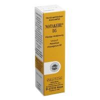 Notakehl D5 Gocce Sanum soluzione per uso orale, cutaneo ed inalatorio 10 ml medicinale omeopatico